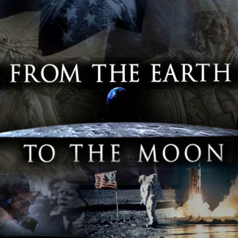 from the earth to the moon a
